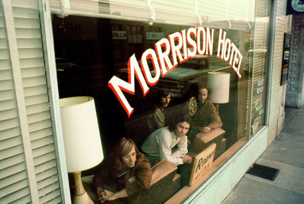 Jim Morrison The Doors Album Cover Pictures of The...