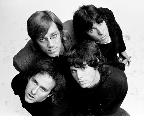 The Doors - Group Shot .