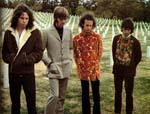 The Doors - Group Shot at the unknown solider