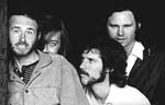 The Doors - Group Shot - Robby Krieger Grinning