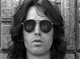 Jim Morrison With John Densmore in His Shades